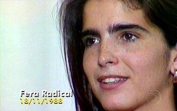 Fera Radical no Túnel do Tempo! - O Video Show relembra os 20 anos do final da novela com Malu Mader. Veja!