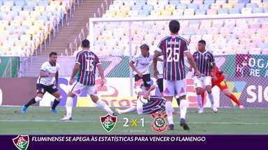 Fluminense recorre às estatísticas para vencer Flamengo pelo Brasileirão - Fluminense recorre às estatísticas para vencer Flamengo pelo Brasileirão