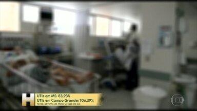 Os casos de Covid em Mato Grosso do Sul estão crescendo rapidamente nesse início de ano - Dezembro foi o mês com o maior número de mortes no estado.