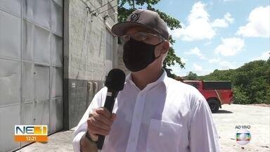 Delegado fala sobre investigação do desaparecimento de manicure e identificação de corpo - Sérgio Ricardo de Vasconcelos convocou parentes para tentar fazer reconhecimento de Dione Nascimento.