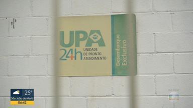 Pacientes reclamam de falta de médico na UPA da Cidade de Deus - Alguns pacientes contaram que foram aconselhados a irem para outras unidades.
