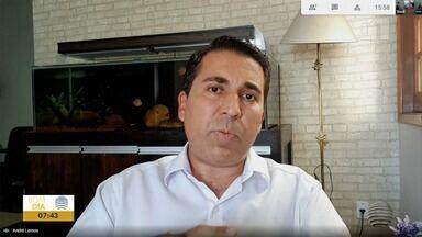Prefeito de Dracena fala sobre organização de trânsito na cidade - G1 e TV Fronteira realizaram entrevistas exclusivas com prefeitos da região.