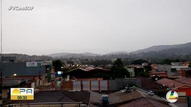 Confira a previsão do tempo em Belém e no interior do Pará nesta segunda-feira, 11 - Previsão do tempo.