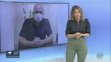 Prefeito de Sertãozinho testa positivo para Covid-19 - Wilson Fernandes Pires (PSDB), o Dr. Wilsinho, está com sintomas leves e vai ficar afastado por dez dias.