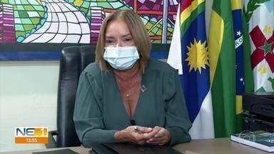Prefeita de Camaragibe fala sobre prioridades para os cem primeiros dias do mandato - Nadegi Queiroz afirmou que vacinação contra Covid-19 está entre prioridades.