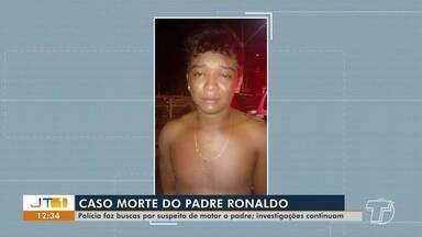 Polícia faz buscas por suspeito de matar padre em Santarém; investigações continuam - Padre Ronaldo Brito foi encontrado morto na casa onde morava no domingo, 3.