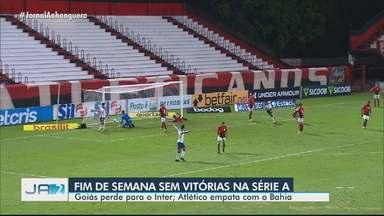 Goiás enfrenta o Atlético-GO no Campeonato Goiano - Jogo acontece na quarta-feira (13).