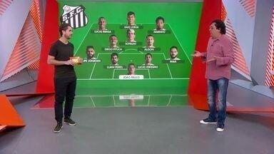 """Casagrande: """"Eu acredito muito no Santos"""" - Casagrande: """"Eu acredito muito no Santos"""""""