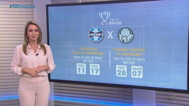 Partidas da final da Copa do Brasil ganham novas datas - Assista ao vídeo.