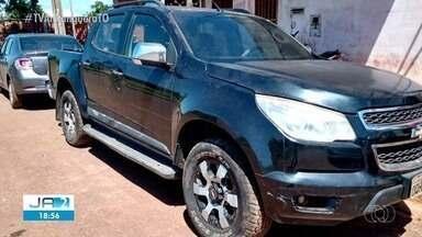 Carro clonado que havia sido roubado em Minas há 6 anos é encontrado em Palmas - Carro clonado que havia sido roubado em Minas há 6 anos é encontrado em Palmas
