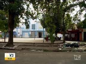 Reforma da Praça de Fátima será realizada em Imperatriz - Obra será fruto de uma parceria entre a prefeitura e a diocese de Imperatriz, que é proprietária da área.