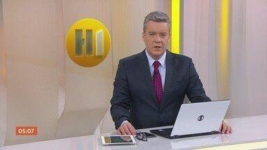 Hora 1 - Edição de 14/01/2021 - Os assuntos mais importantes do Brasil e do mundo, com apresentação de Roberto Kovalick.