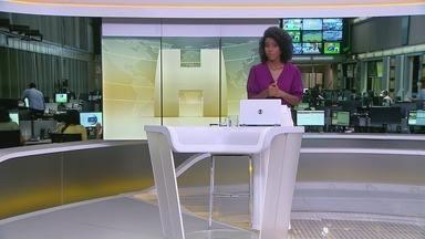 Jornal Hoje - Edição de 14/01/2021 - Os destaques do dia no Brasil e no mundo, com apresentação de Maria Júlia Coutinho.