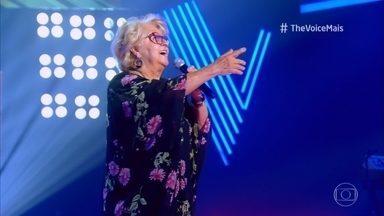 Catarina Neves canta 'Linda Flor (Yayá)' no palco do The Voice Mais - Confira a apresentação