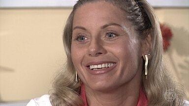 Helena conta que Pedro foi visitá-la - Helena acredita que Miguel é seu par perfeito