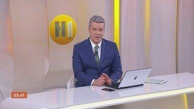 Hora 1 - Edição de 20/01/2021 - Os assuntos mais importantes do Brasil e do mundo, com apresentação de Roberto Kovalick.