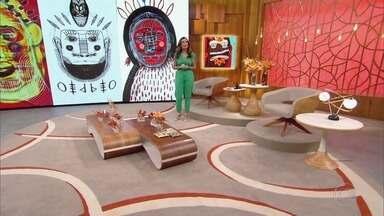 Programa de 21/01/2021 - A apresentadora Fátima Bernardes comanda o programa que mistura comportamento, prestação de serviço, informação, música, entretenimento e muita diversão.