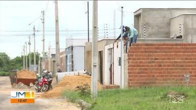 Aumenta o movimento do setor da construção civil em Balsas - Corretores de imóveis acreditam que em 2021 os negócios nessa área devem crescer em torno de 20%.