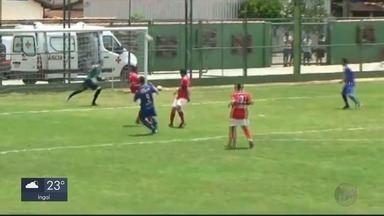 Santarritense e Poços de Caldas FC já não têm mais chances de acesso ao Módulo II - Santarritense e Poços de Caldas FC já não têm mais chances de acesso ao Módulo II