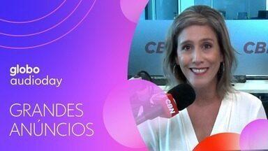 Novidades: parcerias com CBN e O Globo - As apresentadoras, junto com Erick Bretas e convidados da CBN e O Globo, anunciam novidades dessa parceria para o público se manter sempre bem informado.