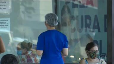 Justiça suspende temporariamente a entrega de doses da vacina de oxford, em Manaus - Suspensão é temporária até a prefeitura apresentar um plano de imunização que siga as diretrizes e regras nacionais.