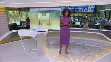 Jornal Hoje - Edição de 27/01/2021 - Os destaques do dia no Brasil e no mundo, com apresentação de Maria Júlia Coutinho.