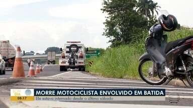 Morre motociclista envolvido em acidente em Pirapozinho - Batida envolveu um caminhão, na SP-425.