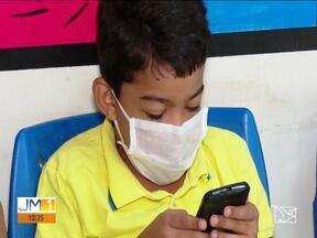Cresce o número de crianças com virose em Caxias - As viroses, comuns nessa época do ano, principalmente em crianças, têm aumentado o número de atendimentos nos hospitais de Caxias.