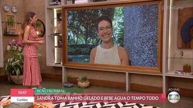 Programa de 30/01/2021 - Ana Furtado, Cissa Guimarães, Patrícia Poeta e Manoel Soares comandam a manhã deste sábado com muita informação, diversão e um papo animado com a cantora Claudia Leitte