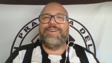 Fernandinho, santista do Resenha, compartilha sua história com o Santos e palpita placar - O garotinho Fernando Souza conta de onde surgiu a paixão pelo time, se tem alguma superstição em dia de jogo, entre outros.