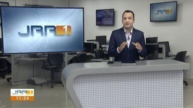 Veja a íntegra do Jornal de Roraima 1ª edição deste sábado 30/01/2021 - Fique por dentro das principais notícias de Roraima através do Jornal de Roraima 1ª Edição.