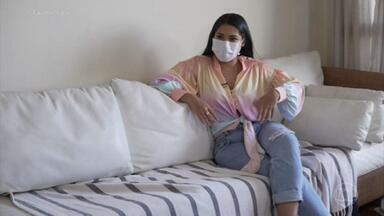 Thaynara OG relembra complicações depois de lipo: 'Pensei que ia morrer' - Após morte da influenciadora digital Liliane Amorim no Ceará, Thaynara resolveu dividir sua experiência com seus seguidores. Ela ficou quatro dias na UTI e precisou fazer transfusão de sangue.