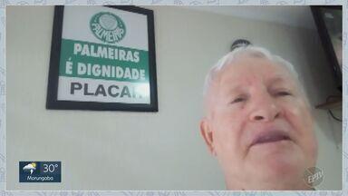 'Tô na boa' e 'Tô na bronca': confira os vídeos enviados pelos telespectadores - Torcedores de Campinas (SP) e região participam do quadro sobre a situação de seus times.