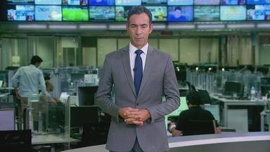 Jornal Hoje - Edição de 06/02/2021 - Os destaques do dia no Brasil e no mundo, com apresentação de Maria Júlia Coutinho.