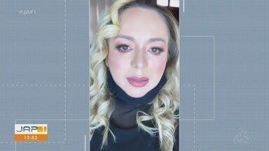 Cantora Márcia Rodrigues se apresenta em 'live' neste sábado - Cantora Márcia Rodrigues se apresenta em 'live' neste sábado