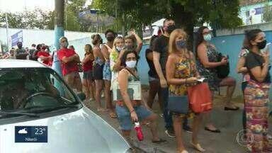 MP notifica prefeitura de São Gonçalo a cumprir protocolos de vacinação - A prefeitura tem 24 horas para cumprir as regras.
