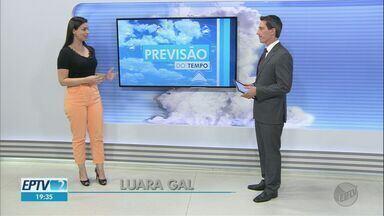 Confira como fica o tempo para esse final de semana em Ribeirão Preto, SP - Há alerta para índice de radiação solar na região.