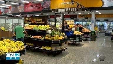 Com mais movimento durante a pandemia, supermercados fazem contratações - Estabelecimentos podem funcionar em qualquer fase do Plano São Paulo.