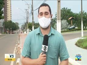 Veja os números da Covid-19 em Imperatriz - Repórter André Sousa apresenta na manhã desta segunda-feira (8) os números atualizados sobre a doença na cidade.