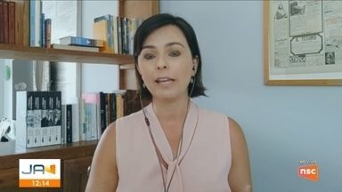 Dagmara Spautz fala sobre o processo de impeachment contra o governador Carlos Moisés - Dagmara Spautz fala sobre o processo de impeachment contra o governador Carlos Moisés