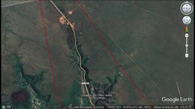 Enxurrada destrói trecho da PI-392 no Sul do Piauí e impede escoamento de grãos - Enxurrada destrói trecho da PI-392 no Sul do Piauí e impede escoamento de grãos