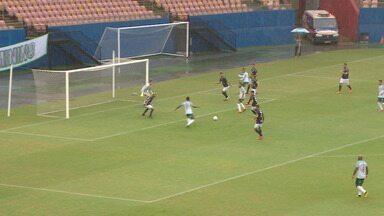 Veja os gols de Manaus 1 x 1 Remo, pela Copa Verde - Veja os gols de Manaus 1 x 1 Remo, pela Copa Verde