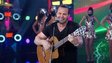 Eduardo Costa arrasa em desafio de Sophia Abrahão e Sergio Malheiros - Confira!
