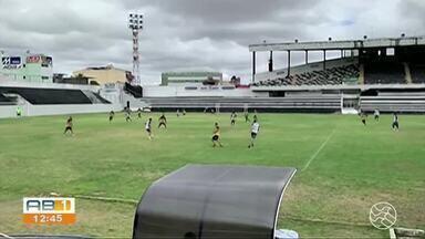 AB Esporte: Afogados, Central e Sete vencem jogos-treino - Times se preparam para o Campeonato Pernambucano.