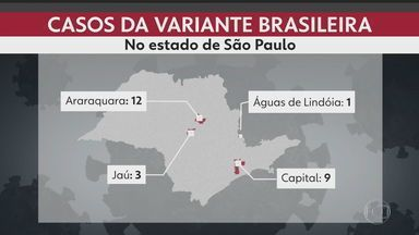 SP2 - Edição de segunda-feira, 15/02/2021 - São Paulo tem novos números de variantes. Com 12 casos de cepa brasileiro e ocupação de 100% dos leitos, Araraquara começa fase com medidas mais restritivas. Comerciantes tentam se manter sem o carnaval.
