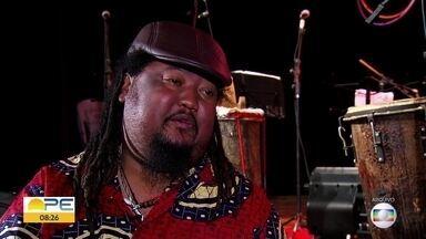 Morre Guitinho da Xambá, vocalista e músico do Grupo Bongar - Artista estava internado em um hospital em Olinda. Segundo parentes, ele teve um AVC.