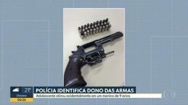Polícia identifica dono de arma disparada por criança em Cidade Tiradentes - Ela pertence a um vigilante, que tem permissão pra portar o revólver.