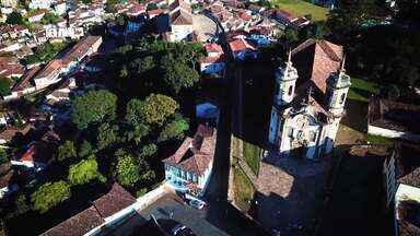 Tô Indo - edição na íntegra - domingo - 21/02/2021 - Um pouco de arte e inspiração dos telhados de Ouro Preto.