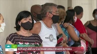 Butantan vai vacinar todos os moradores de Serrana, em São Paulo - A infectologista Mirian Dal Ben fala sobre a importância deste estudo para comprovar o benefício da vacina para a sociedade. Diversas capitais interrompem vacinação por falta de doses