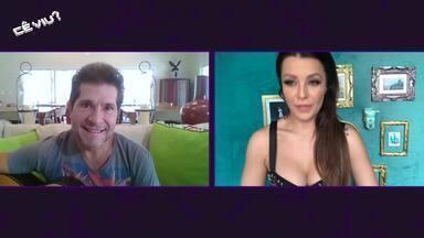 Cê Viu? 20/02/2021 - íntegra - Cecília entrevista Daniel, cantor e jurado do The Voice Mais, e as três participantes mineiras desta edição.